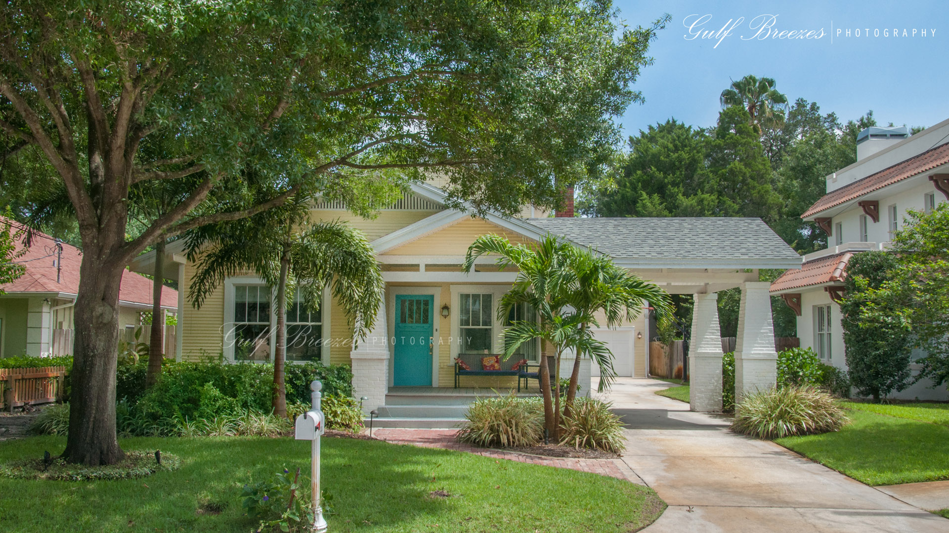 Beautiful Tampa Fl Property Gulf Breezes Photography